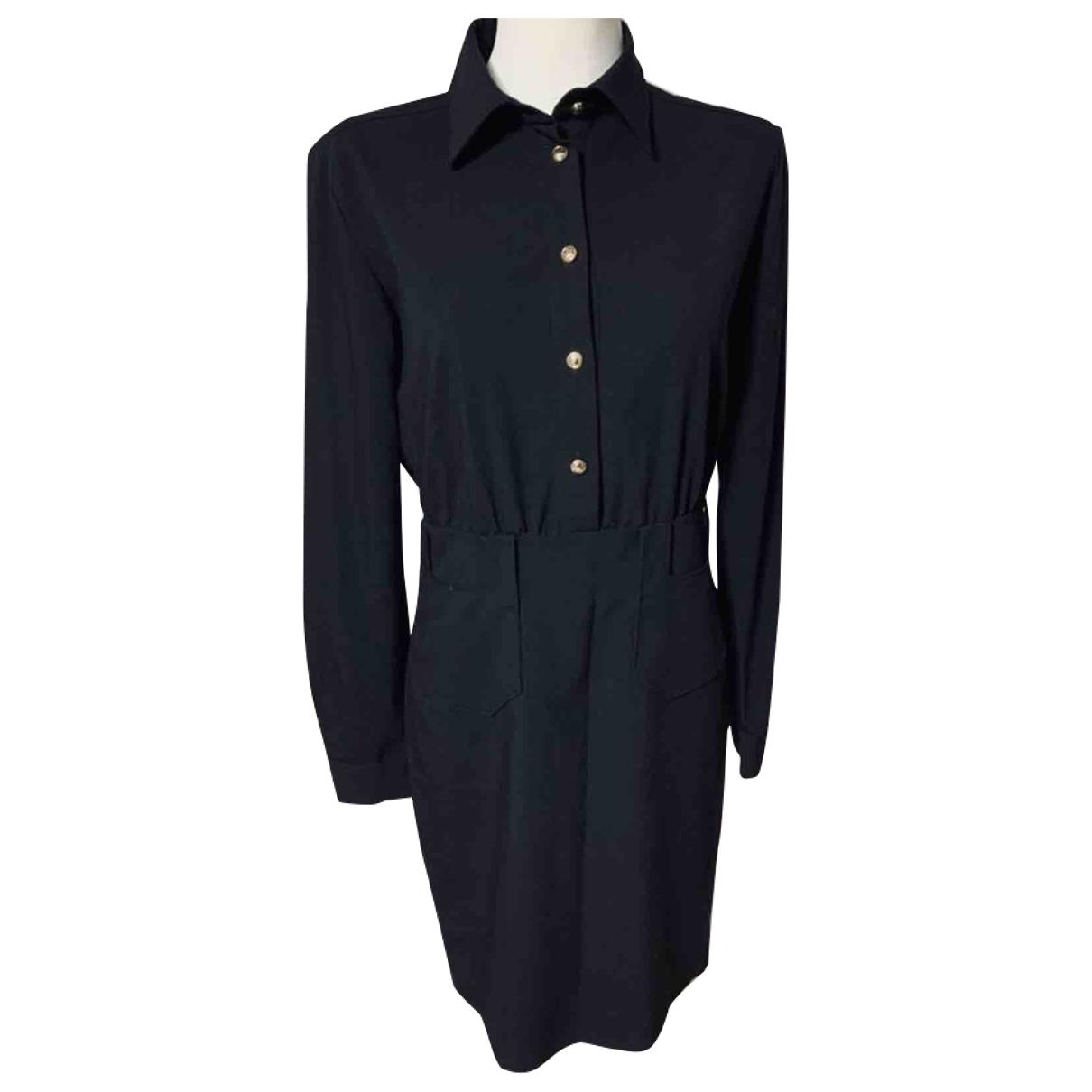 Versace Jean - Robe   pour femme en coton - noir
