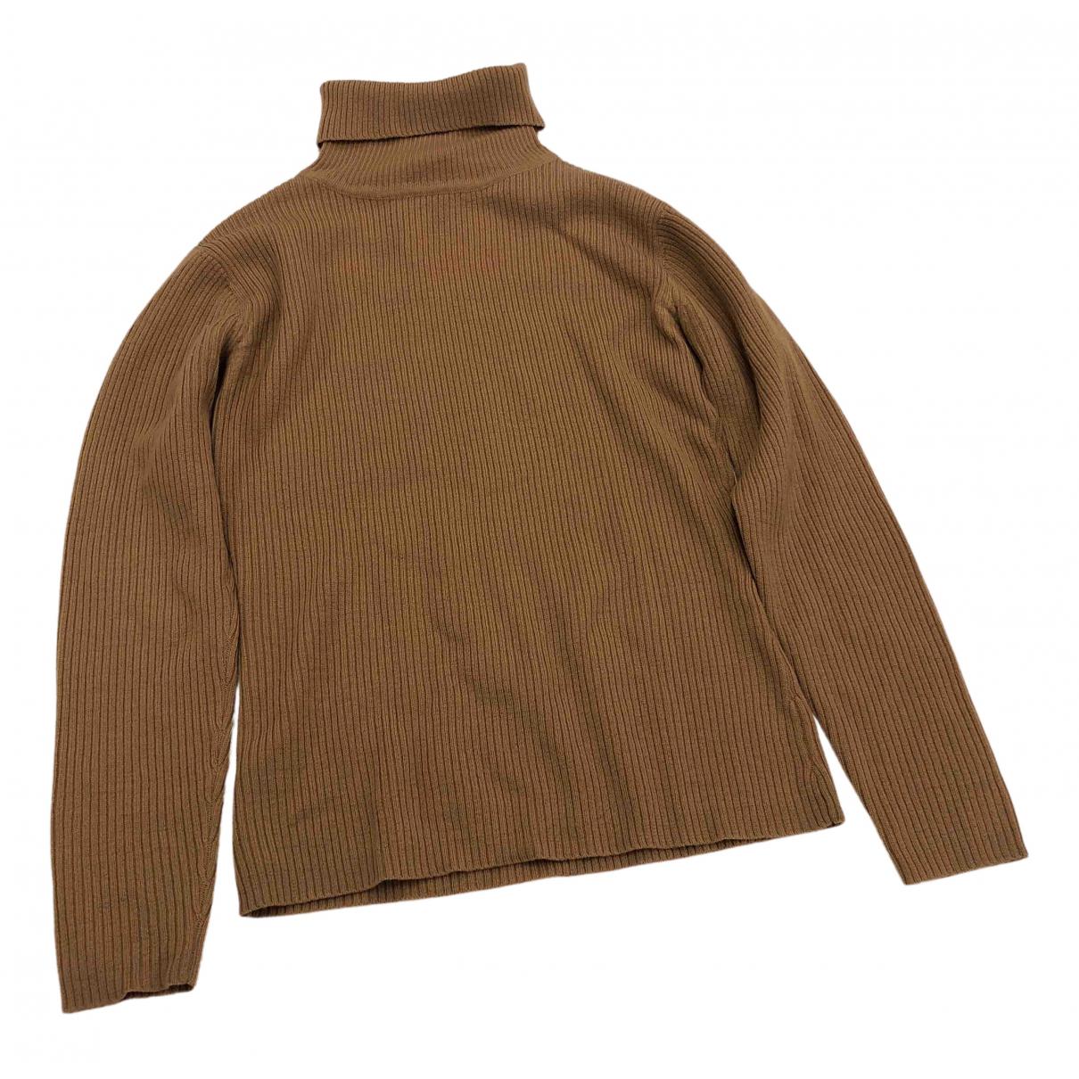 Whistles - Pull   pour femme en laine - camel