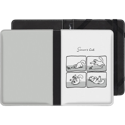 Amazon Fire HD 6 eBook Reader Huelle - Simon´s Cat Comic von Simons Cat