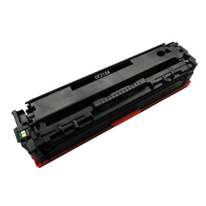 Compatible HP 131A CF210A Black Toner Cartridge - Economical Box