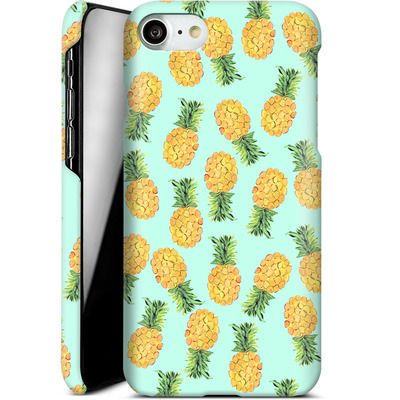 Apple iPhone 8 Smartphone Huelle - Pineapple von Amy Sia