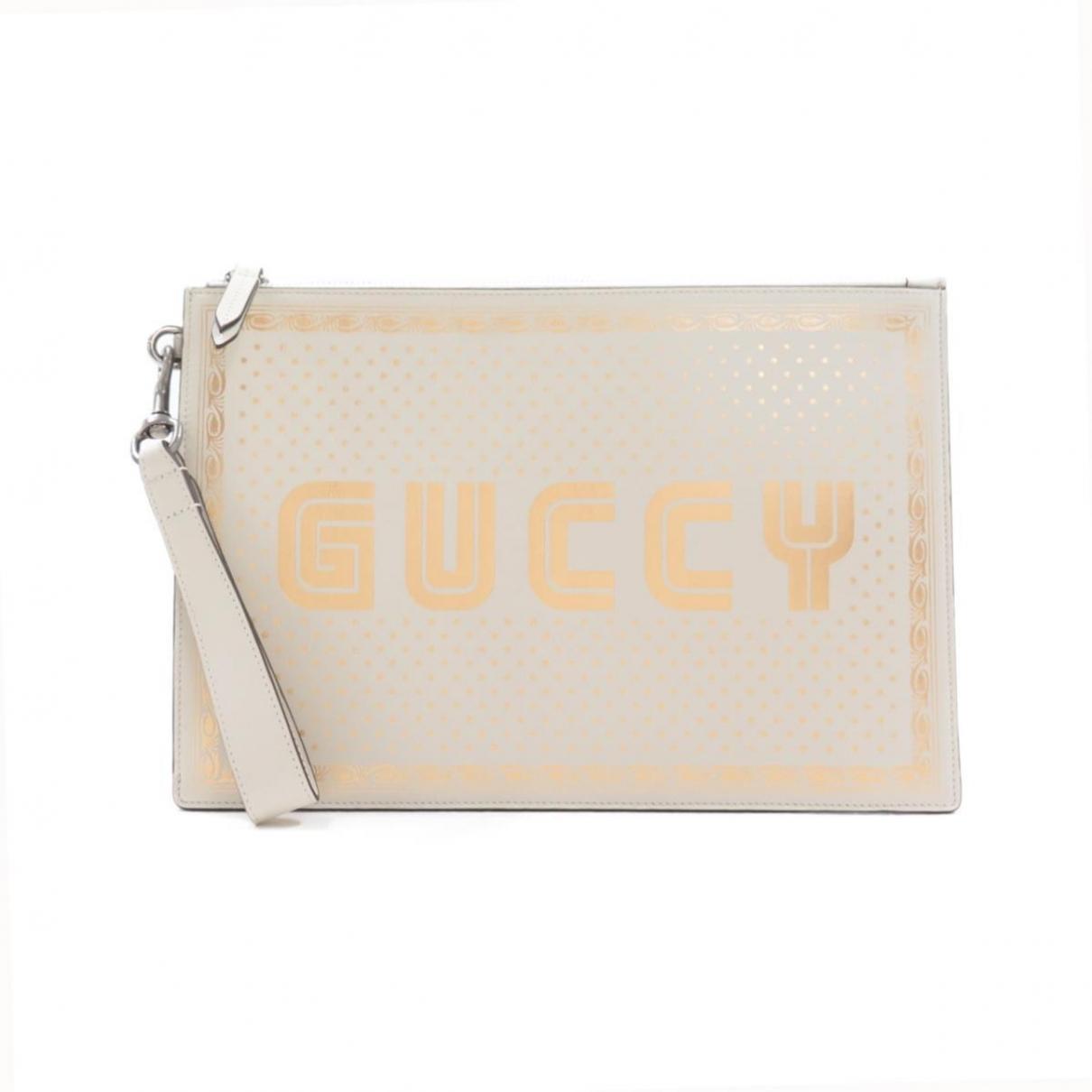 Pochette de Cuero Gucci