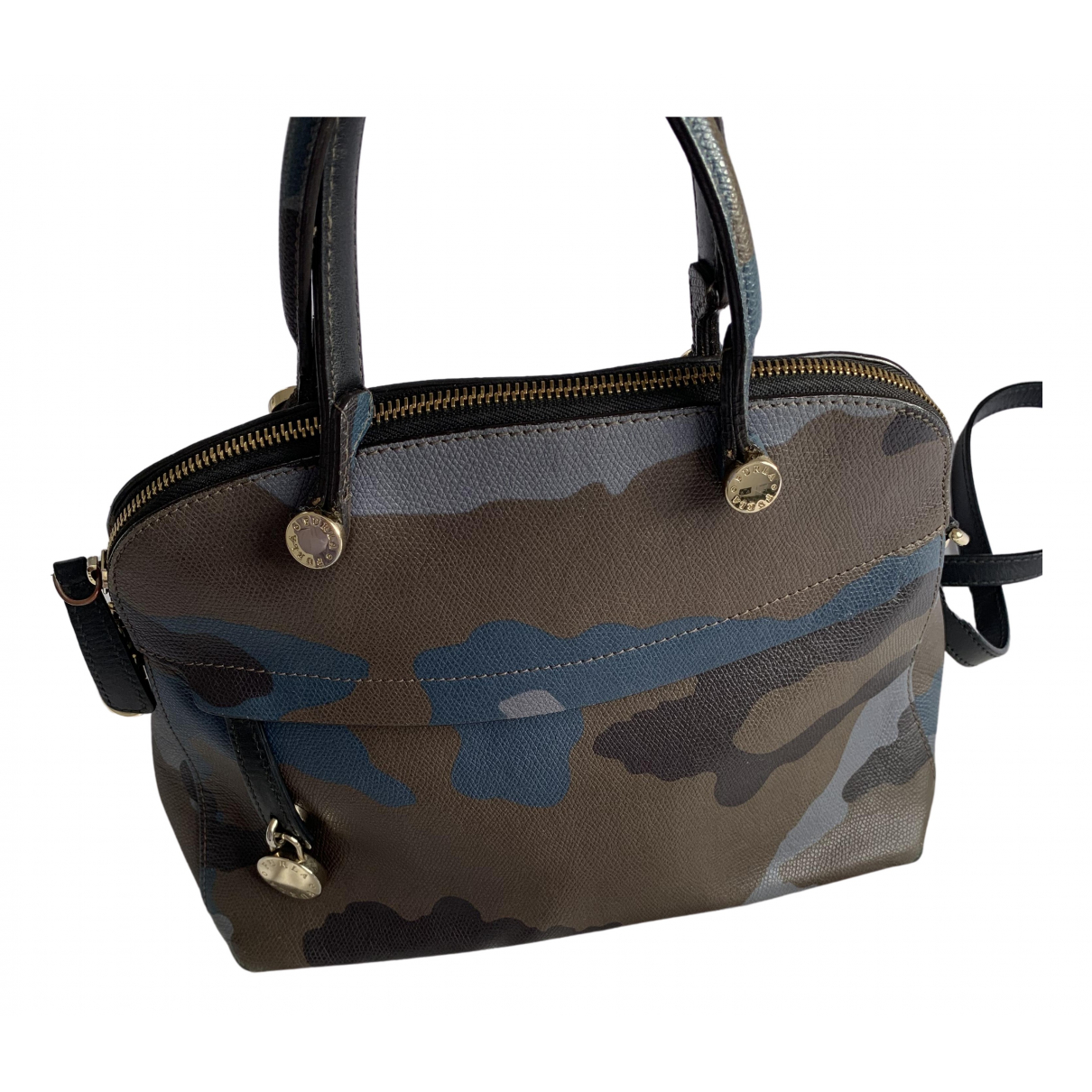 Furla N Leather handbag for Women N