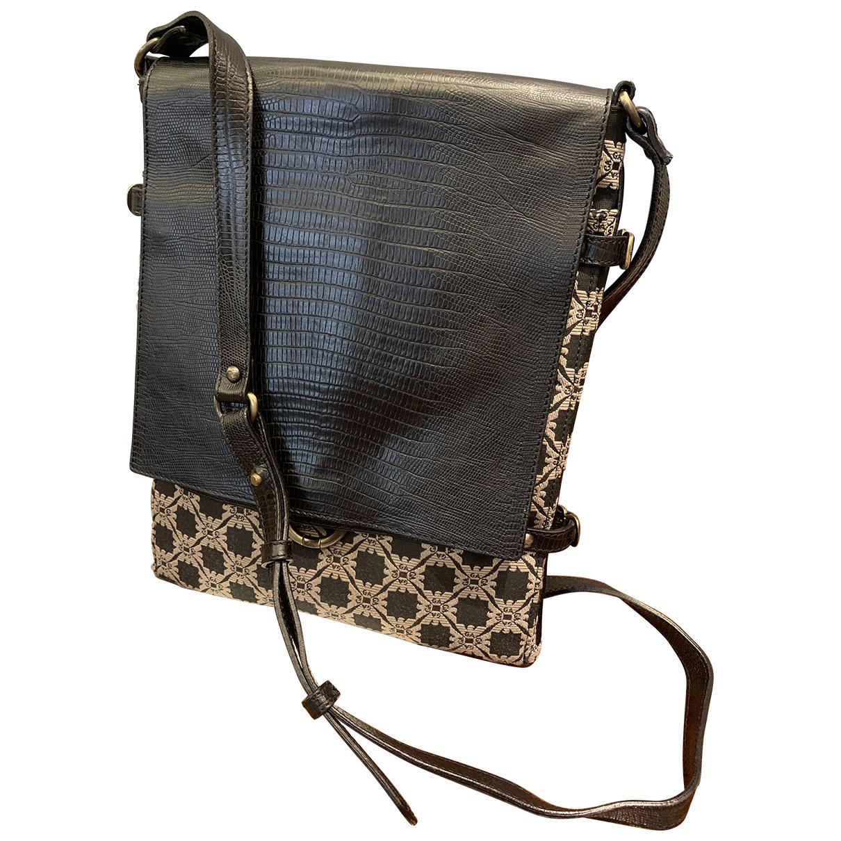 Emporio Armani \N Cloth handbag for Women \N