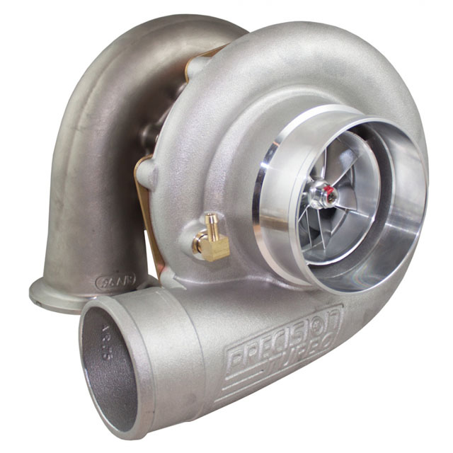 Precision Turbo & Engine 21909216329 GEN2 PT7275 BB Sportsman w/ T4 Divided Inlet/V-Band Discharge 1.12 A/R