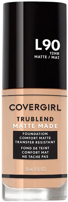 TruBlend Matte Made Liquid Foundation - Classic Beige L90