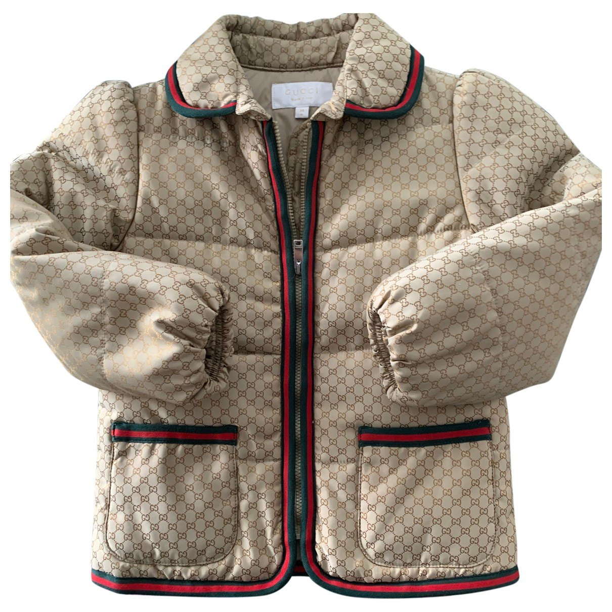 Gucci N Beige jacket & coat for Kids 2 years - up to 86cm FR