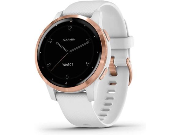 Garmin Vivoactive 4s, Smaller-sized Gps Smartwatch (open Box)