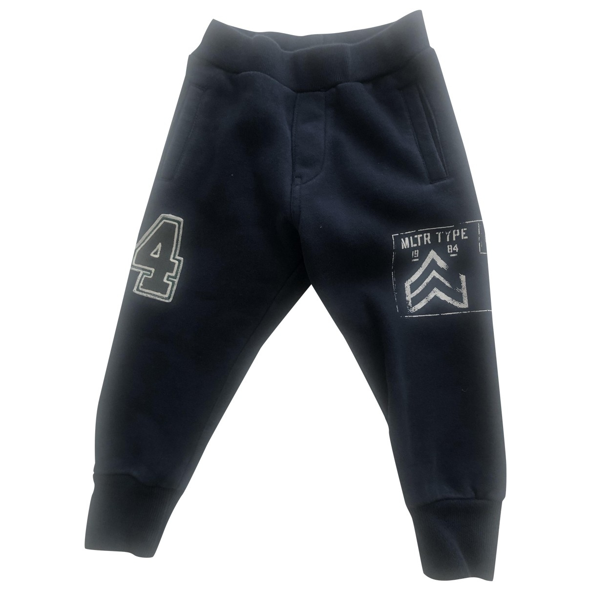 Diesel \N Blue Cotton Trousers for Kids 3 years - up to 98cm FR