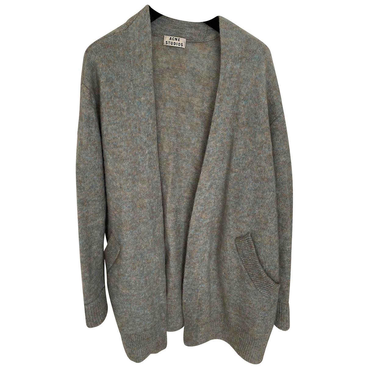 Acne Studios - Pull   pour femme en laine - multicolore