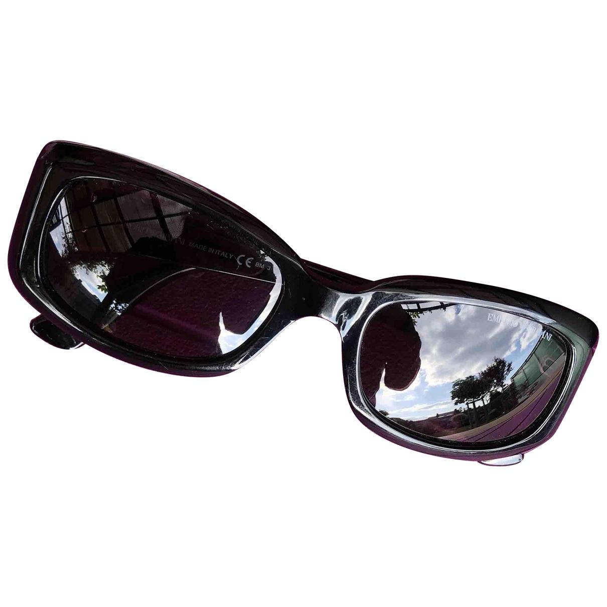 Emporio Armani \N Black Sunglasses for Women \N