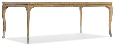 Novella Collection 5940-75200-80 Lobitos Rectangle Table with 1-20in