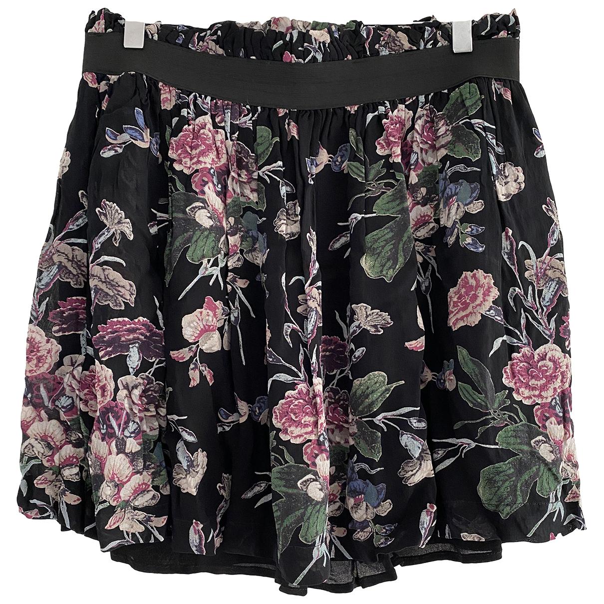Ganni \N Black skirt for Women L International
