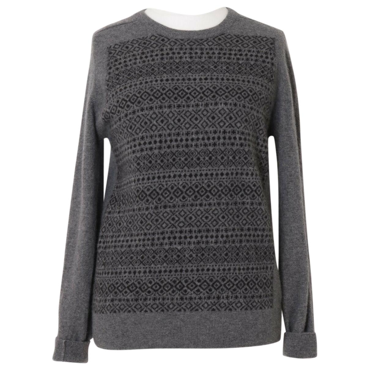Pringle Of Scotland - Pull   pour femme en laine - gris