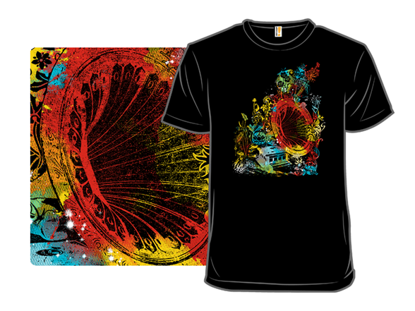 Sound Of Nature T Shirt