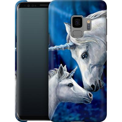 Samsung Galaxy S9 Smartphone Huelle - Sacred Love von Lisa Parker