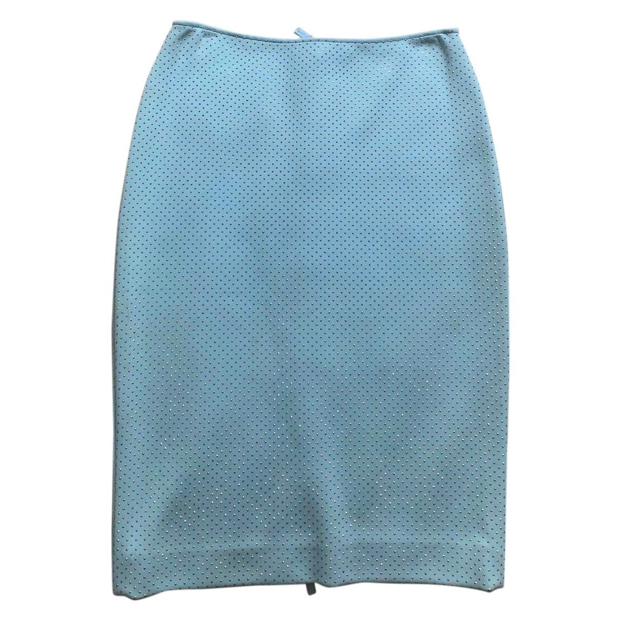 Gianni Versace - Jupe   pour femme - turquoise