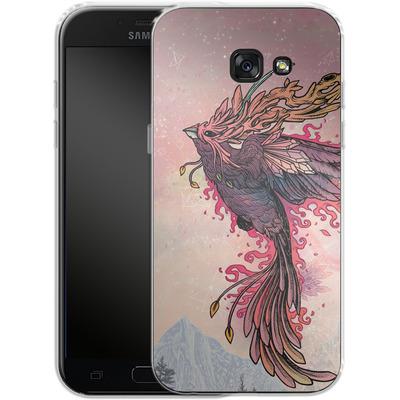 Samsung Galaxy A5 (2017) Silikon Handyhuelle - Phoenix von Mat Miller
