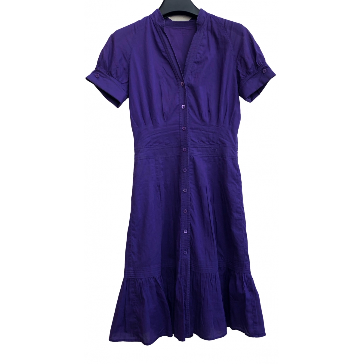 Escada \N Purple Cotton dress for Women S International