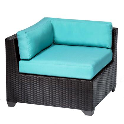 TKC010b-CS-ARUBA Belle Corner Sofa with 2 Covers: Wheat and