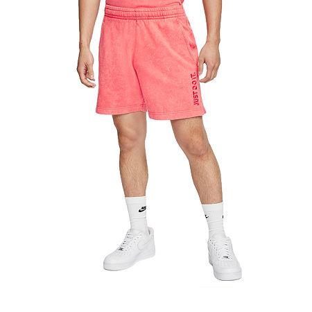 Nike Mens Pull-On Short, Medium , Orange