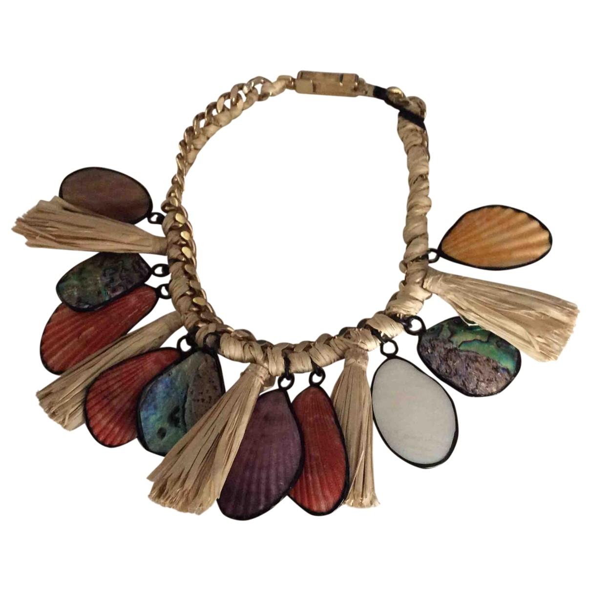 Bimba Y Lola \N Steel necklace for Women \N