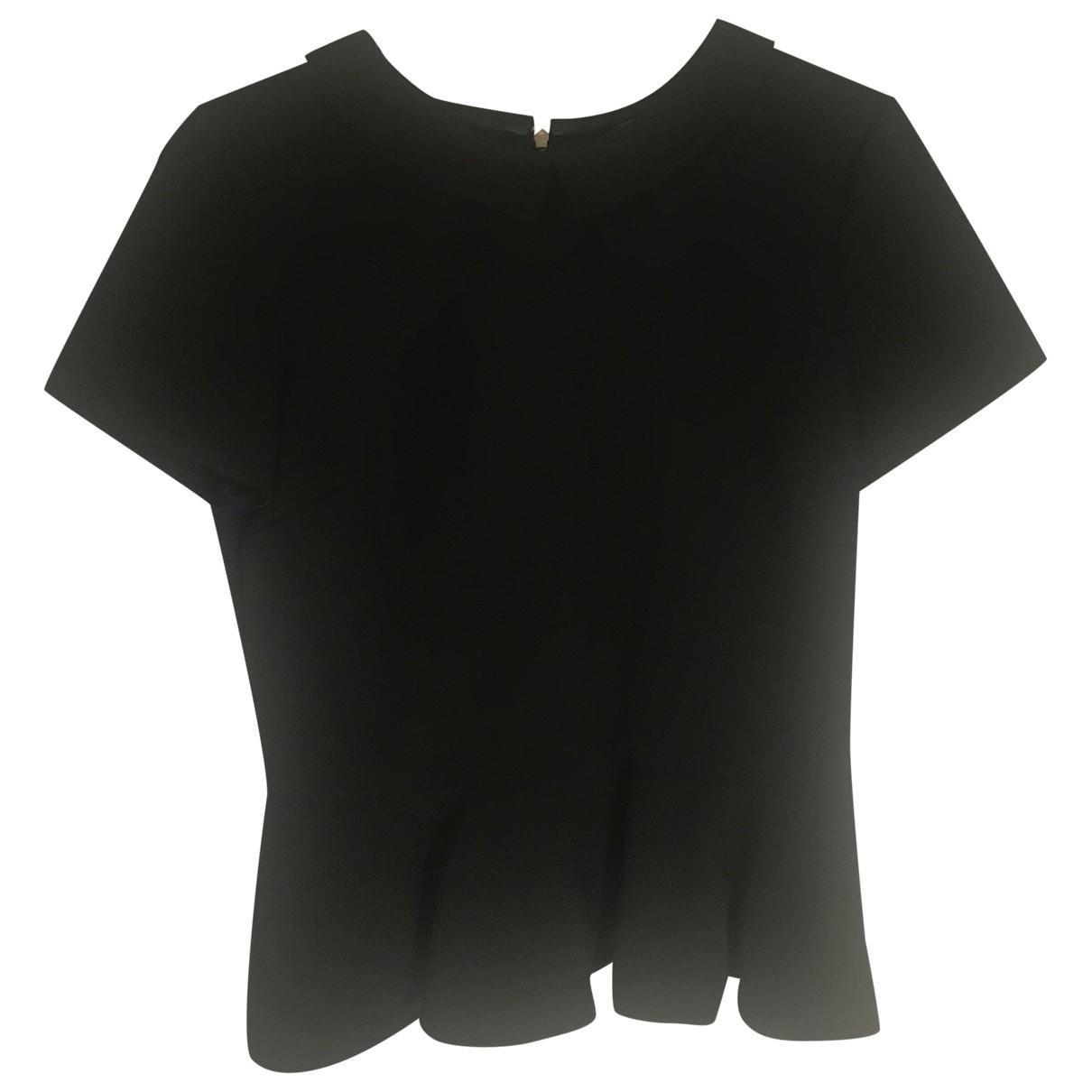 Tophop \N Top in  Schwarz Polyester