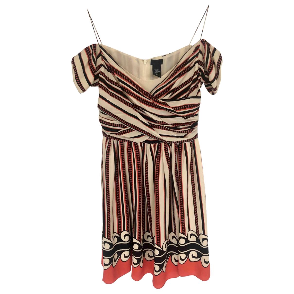 Anna Sui \N Silk dress for Women 6 US