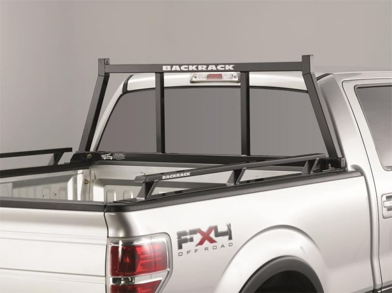 Backrack 14400 Open Rack Frame Only, HW Kit Required