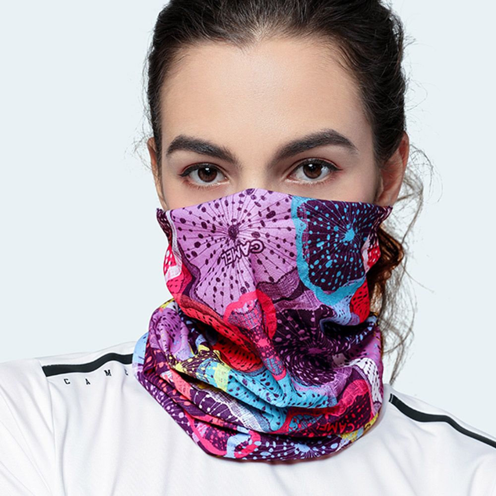 Face Masks Neck Sunblock Mask Neck Scarf Magic Headscarf For Men And Women Cycling Sports Sweat Absorbent Neck Scarf Summer Thin