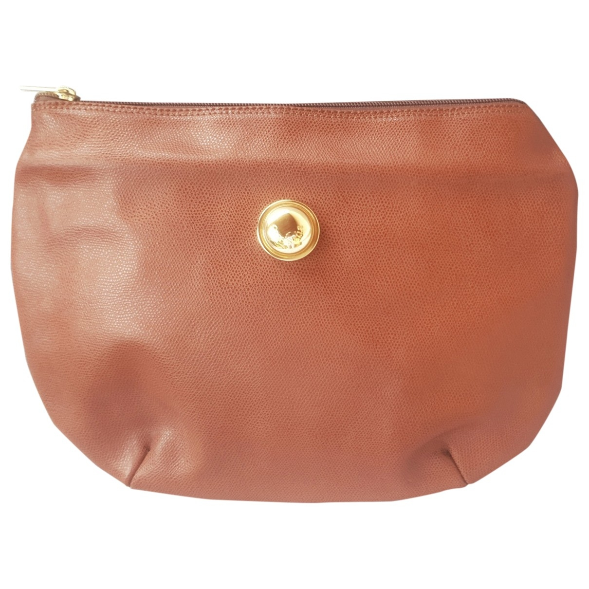 Coccinelle \N Brown Leather Clutch bag for Women \N