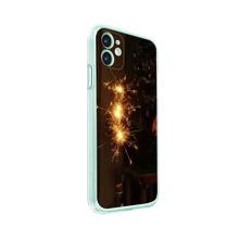 Fireworks Stick Pattern iPhone Case