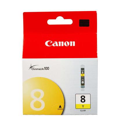 Canon CLI-8Y Original Yellow Ink Cartridge