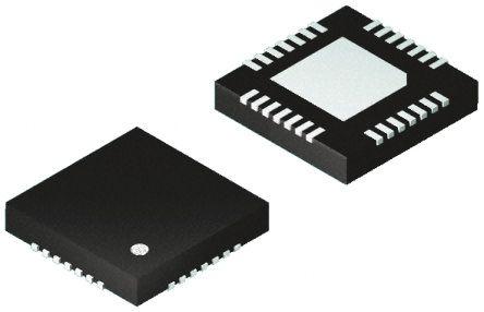 Microchip DSPIC33EP64MC502-I/MM, 16bit dsPIC Microcontroller, DSPIC33EP, 140MHz, 64 kB Flash, 28-Pin QFN-S (2)