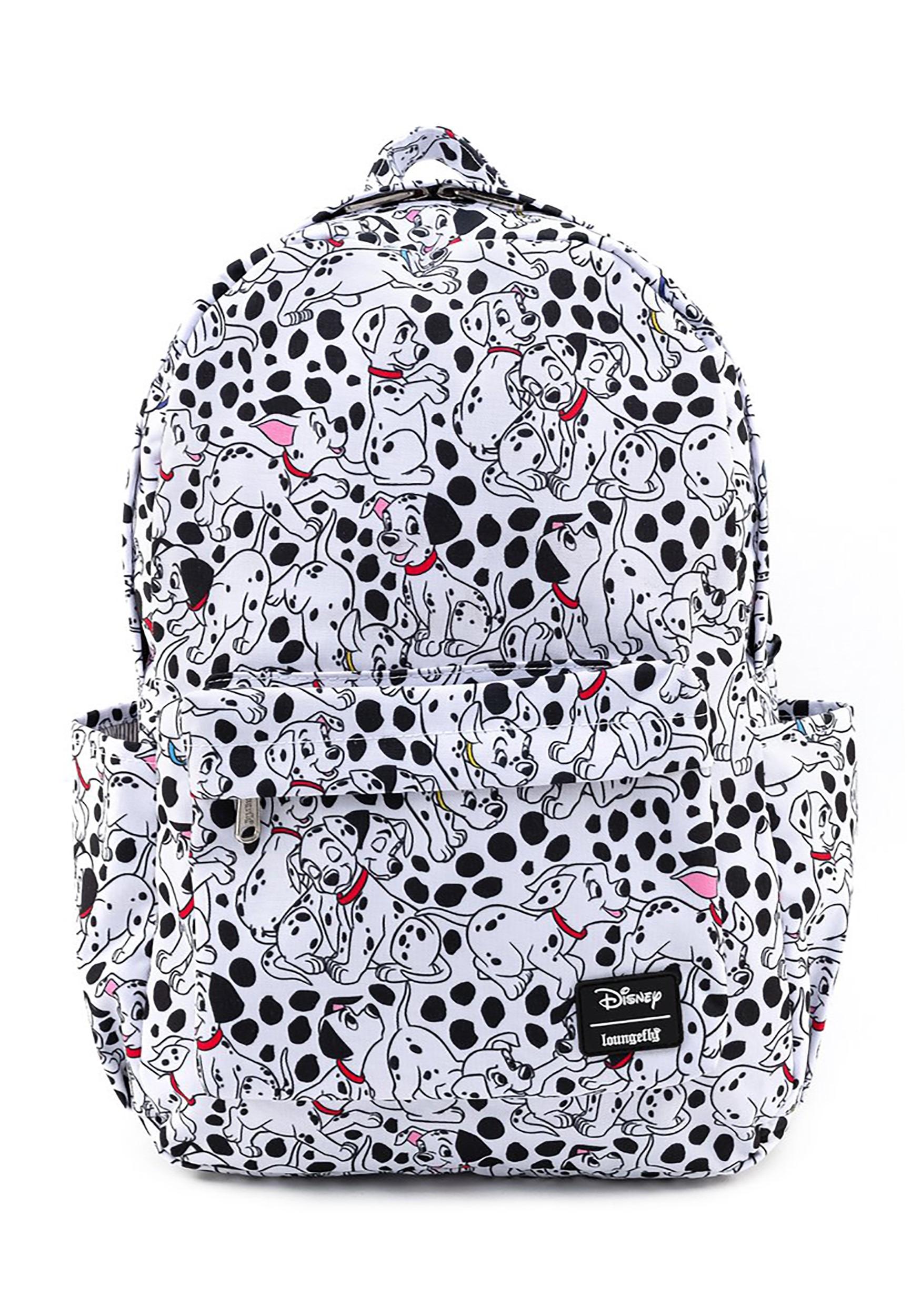 101 Dalmatians Loungefly - Nylon Backpack
