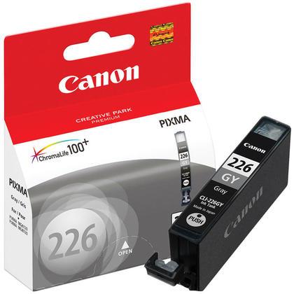 Canon CLI-226GY Original Gray Ink Cartridge