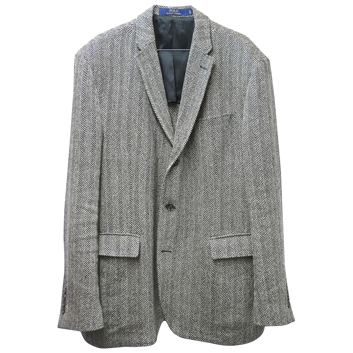Polo Ralph Lauren \N Grey Wool jacket  for Men L International