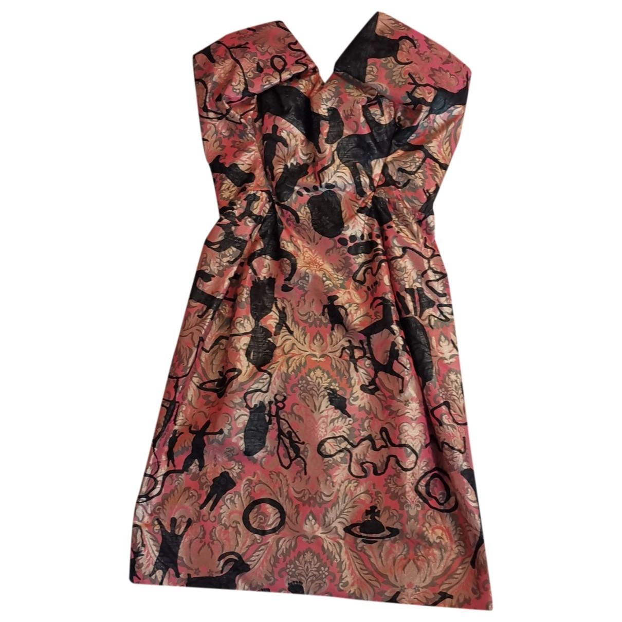 Vivienne Westwood - Robe   pour femme en soie