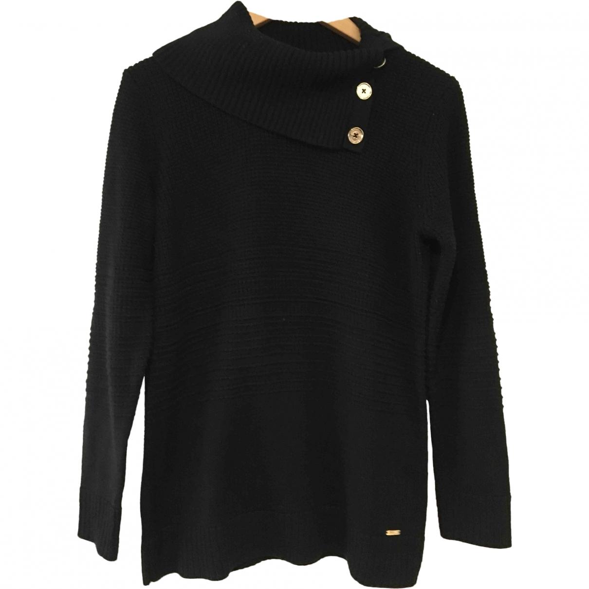 Calvin Klein - Pull   pour femme - noir
