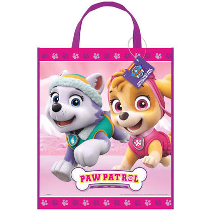 Paw Patrol Girl 1 Party Tote Bag 13