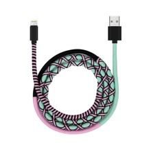 1pc iPhone Rope Braided Charge Cable