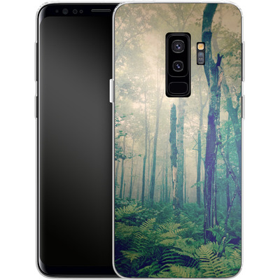Samsung Galaxy S9 Plus Silikon Handyhuelle - Walk To The Light von Joy StClaire