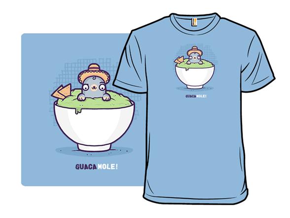 Guacamole T Shirt