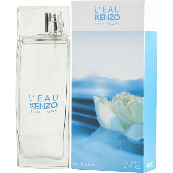 Kenzo - LEau Kenzo : Eau de Toilette Spray 3.4 Oz / 100 ml