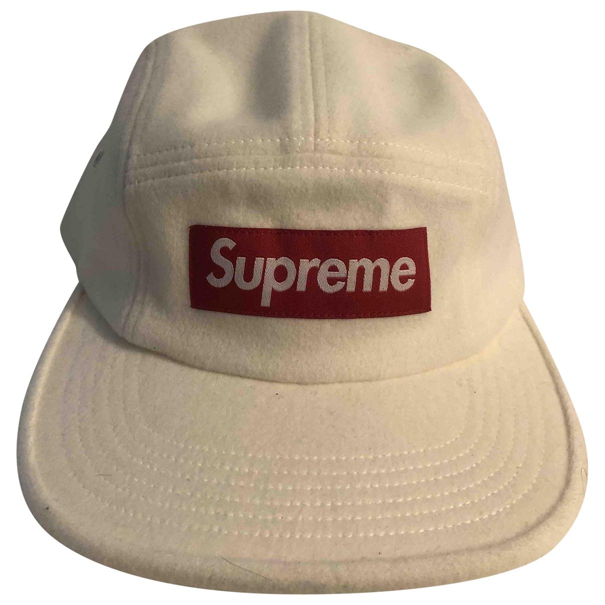 Sombrero / gorro de Lana Supreme