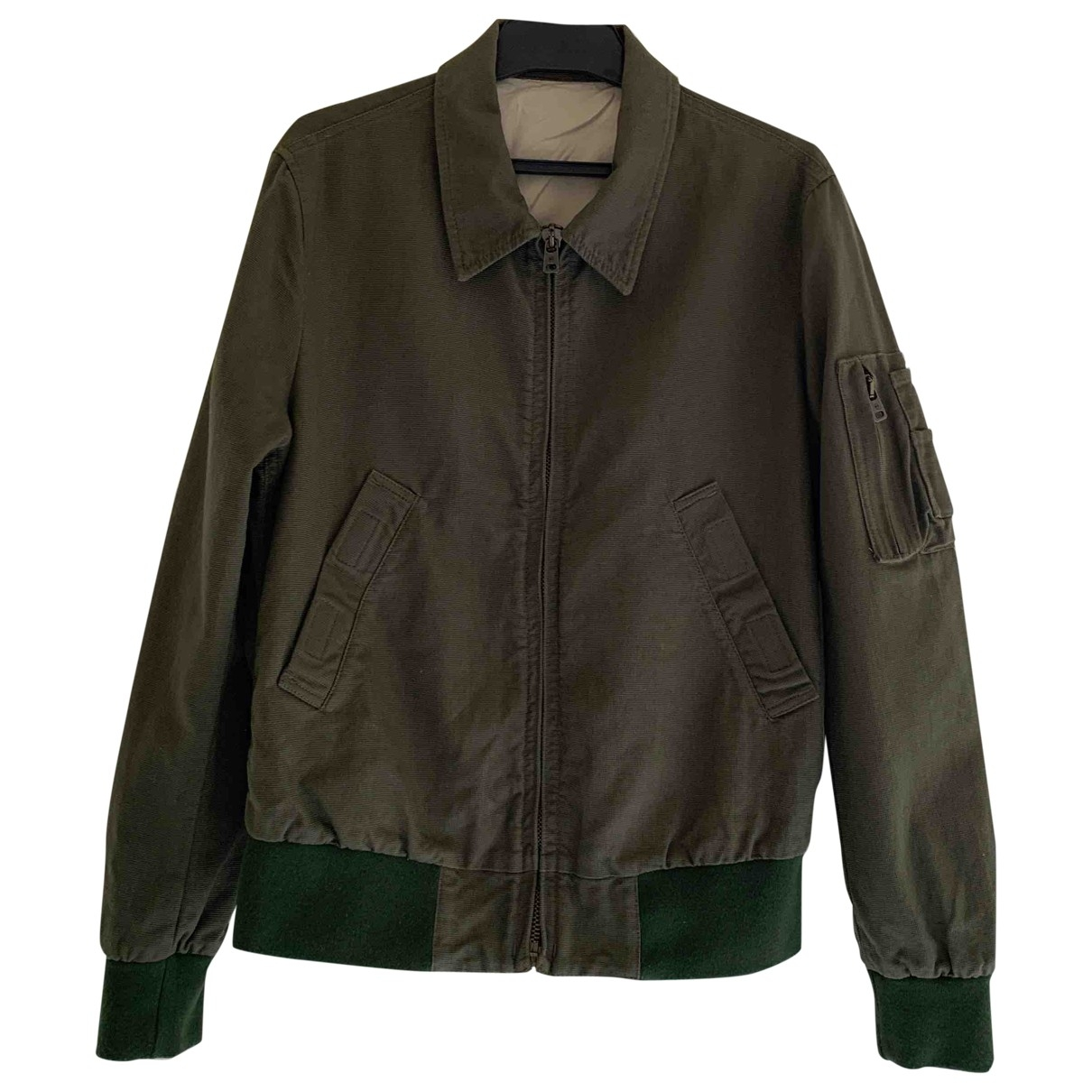 Mcq \N Khaki Cotton jacket  for Men M International