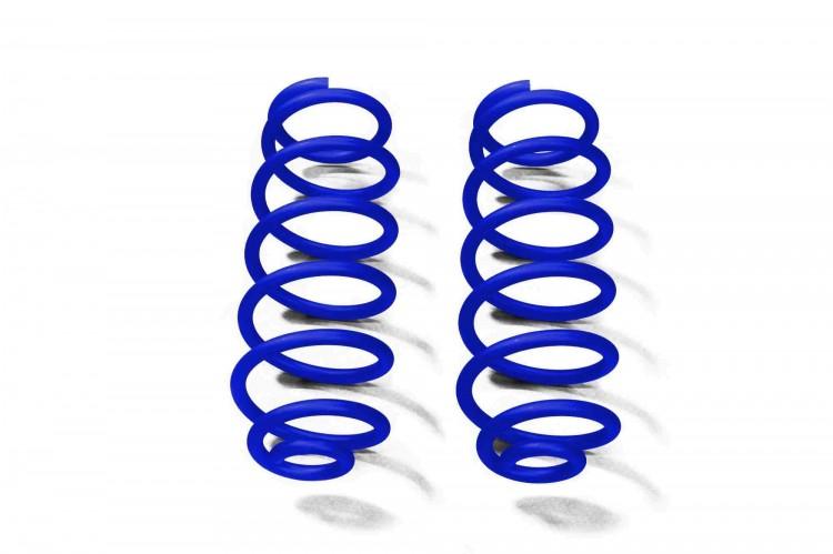 Steinjager J0046666 Springs, Rear Coil Wrangler JK 2007-2018 2.5 Inch Lift Southwest Blue