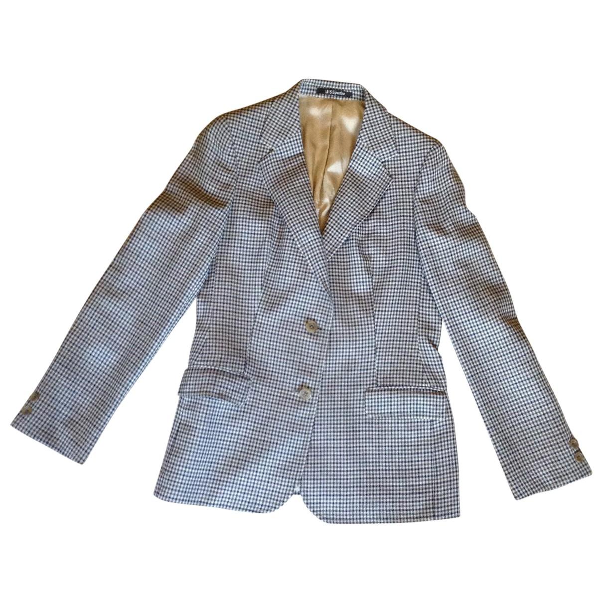 Daks \N Multicolour Wool jacket for Women 10 UK