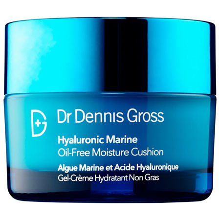Dr. Dennis Gross Skincare Hyaluronic Marine Oil-Free Moisture Cushion, One Size , Multiple Colors