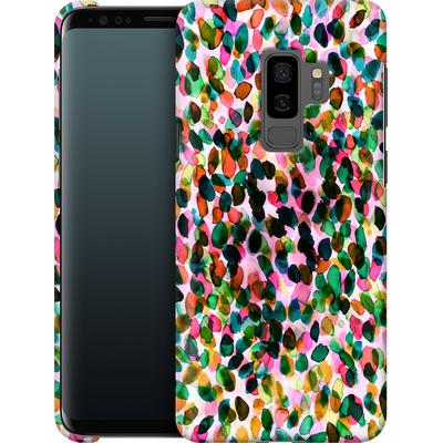 Samsung Galaxy S9 Plus Smartphone Huelle - Rainbow Drizzle von Amy Sia